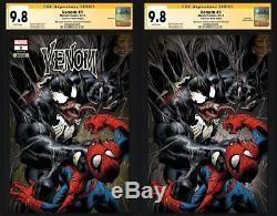 1 CGC CBCS 9.8 Signature Series SS Graded Comic Book Box Grab Bag