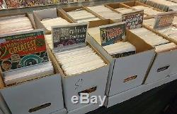 10,000+ comic book lot