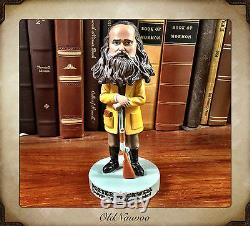 13 Porter Rockwell Bobble Heads Mormon Rare Destroying Angel Wholesale Nauvoo