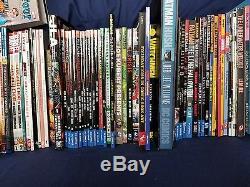 140+ Comic Book Collection, TPB, HC, Omnibus, Etc