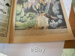 181 The Incredible Hulk Wolverine Solid 4.5