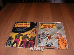1942 Batman Detective Comics lot of 121 comic books DC Comics Golden Age SALE