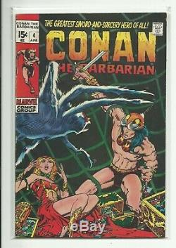 (1970) Marvel Conan The Barbarian Near Set Lot #1-275 + Extras 190+ Books