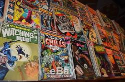 1970's Comic Book Collection! 230 Total! Must See
