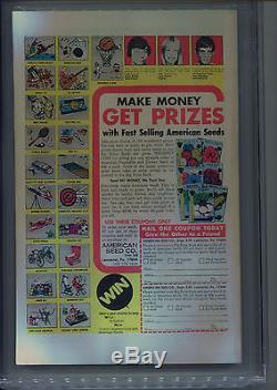 1975 GIANT-SIZE X-MEN #1 CGC 7.0 FN-VF OW-W PAGES 1ST NEW X-MEN 2ND WOLVERINE