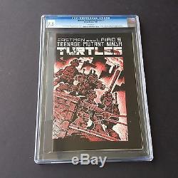 1984 Mirage Studios TEENAGE MUTANT NINJA TURTLES #1 First Printing CGC 7.5 VF