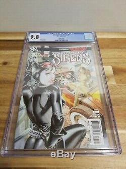 2009 DC Comics Gotham City Sirens #1 Jones Variant CGC 9.8 Rare Book