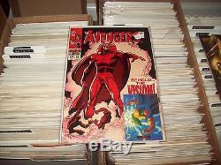 400 comic lot 1st Appearances Hulk #181 New Mutants #98 Batman Adventures #12