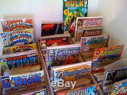 50 MARVEL COMIC BOOKS Spiderman, Avengers, etc Comics box lot FREE SHIPPING