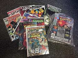 6000 + Comic Book Lot Marvel, DC, Spider-Man Batman Hulk Thor Plus Many Others