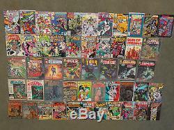 612 Comic Books Marvel, DC, Heavy Metal, Charlton, Argosy, Disney Comics