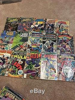72 Rare Vintage Marvel Comic Books! Accepting Offers