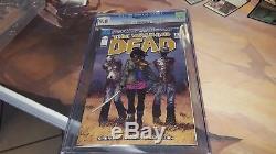 9.8 Cgc Walking Dead #19 1st Appearance Of Michonne