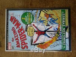 AMAZING SPIDER-MAN #1 Signed by STAN LEE CERTIFIED / COA auto Dallas Comic Con