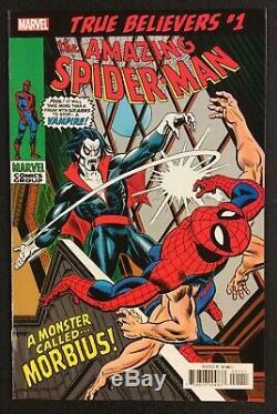 AMAZING SPIDER-MAN #101 Comic Book CGC 7.0 1ST APPEARANCE MORBIUS Marvel 1971