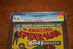 AMAZING SPIDER-MAN #129 1974 CGC 9.6 Incredible Near Perfect Book