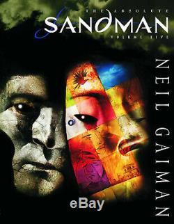 Absolute Sandman 1 2 3 4 5 + Death HC Collection DC/Vertigo New 6 Book Lot