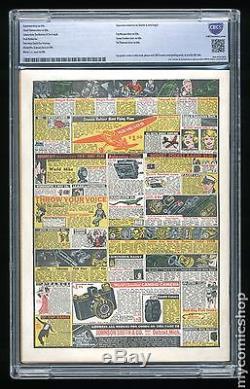 Action Comics (1938 DC) #1 CBCS 9.0 RESTORED