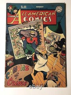 All-American Comics #88 (G/VG 3.0) DC Comics Golden Age Comic Book Green Lantern
