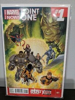 All-New Marvel Now Point One 1 Kamala Khan Great Copy