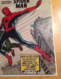 Amazing Fantasy 15 1st App Of The Amazing Spiderman