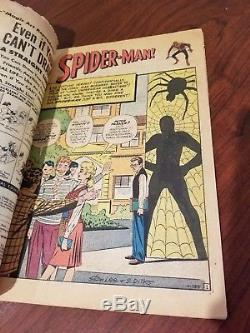 Amazing Fantasy #15 Really Nice Low Grade 1st Appearance of Spider-Man 1962