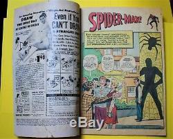 Amazing Fantasy #15 Spiderman Marvel Comics 1962 highly collectible comic