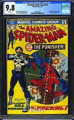 Amazing Spider-Man #129 CGC 9.8