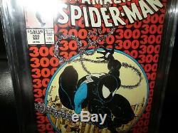 Amazing Spider Man 300 1st VENOM CGC 9.8 White pages. BEAUTIFUL