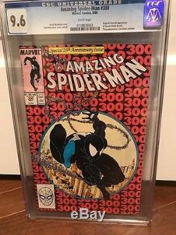 Amazing Spider-Man #300 CGC 9.6 1st Venom (looks just like my 9.8, insert shrug)