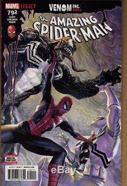 Amazing Spider-Man 792, 793, 794, 795, 796, 797 LOT, 1st App. Maniac. Red Goblin