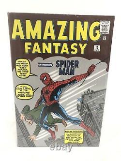 Amazing Spider-Man Omnibus Volume 1 Stan Lee Ditko Marvel Comics HC New