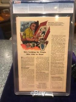 Amazing Spider-man 13 Cgc 8.0 High Grade! 1st Appearance Of Mysterio! New Movie
