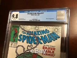 Amazing Spider-man #301 comic book CGC 9.8