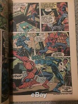 Amazing Spiderman 129 1st Punisher