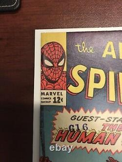Amazing Spiderman 17 Marvel Comic Book 1964 2nd Green Goblin. High Grade