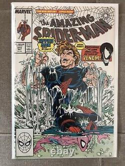 Amazing Spiderman 252, 300 315, 316, 317 & 361 1st Venom, 1st Carnage