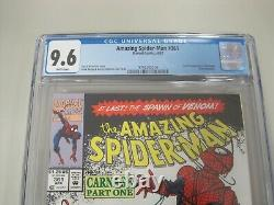 Amazing Spiderman #361 Newsstand Edition CGC 9.6! 1st Full Appearance Carnage