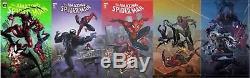 Amazing Spiderman 796 797 798 799 800 Clayton Crain Variant 5 Pack Set Pre-sale