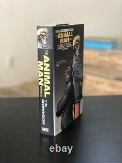 Animal Man Omnibus DC Vertigo Morrison HC hardcover comic book graphic novel OOP