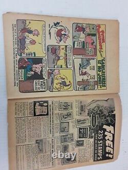 BATMAN #77 Golden-Age DC. 10c Comic Book 1953 1st Crime Predictor, with ROBIN