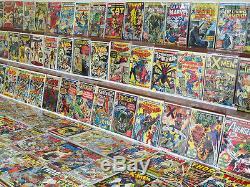 BEST Marvel Silver Bronze High Grade Comic Collection ST 110 Xmen 94 ASM 14 129