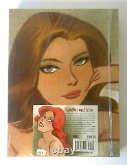 BRUCE TIMM NAUGHTY AND NICE HARDCOVER BOOK SOLD OUT OUT OF PRINT! SIGNED #'d