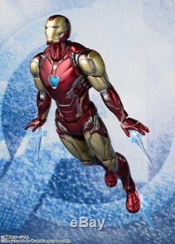 Bandai S. H. Figuarts Marvel Avengers Endgame Iron Man Mark LXXXV MK85 SH SHF
