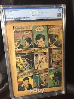 Batman #1 (1940, DC) Golden Age Key 1st appearances of the Joker & Catwoman WOW