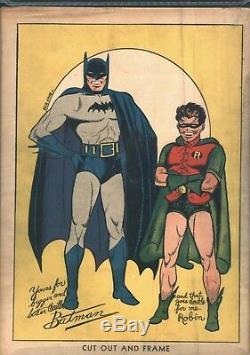 Batman #1 CGC 1.5 DC 1940 1st Appearance of The Joker & Catwoman 1003439001