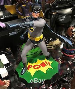 Batman 1966 Premium Collection Batman Tv Show Adam West Statue New