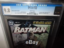 Batman 608 RRP Special Edition cgc 9.8 WP (HARD TO FIND) Hot Collectible
