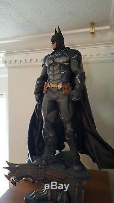 Batman Arkham Knight Prime 1 Studios Sideshow EXCLUSIVE 1/3 Statue with 4 Heads