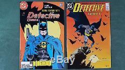 Batman Detective #401-876 41 Year Run Silver to Modern Age 1970-2011 HUGE Lot